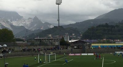Photo of Soccer Stadium Stadio dei Marmi at Piazza Vittorio Veneto, 8, Carrara 54033, Italy