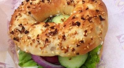 Photo of Bagel Shop Tavalin Bagels at 新城国际11号楼105商铺, Beijing 100010, China