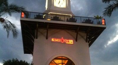 Photo of Cafe Kemer Tower Cafe & Bistro at Cumhuriyet Meydanı Saat Kulesi, Kemer, Antalya, Turkey