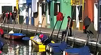 Photo of Scenic Lookout Laguna di Venezia at Venice, Italy