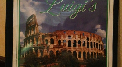 Photo of Italian Restaurant Luigi's Italian Cafe at 2002 S Goliad St, Rockwall, TX 75087, United States