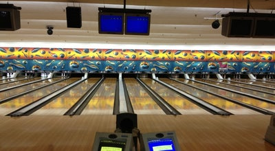 Photo of Bowling Alley Hanover Lanes at 119 Route 10, East Hanover, NJ 07936, United States