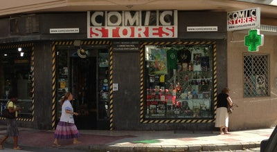 Photo of Bookstore Comic Stores at Paseo De Los Tilos, 30, Málaga 29006, Spain