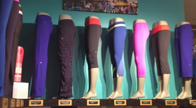 Photo of Clothing Store Lululemon Athletica at 15 Union Sq W, New York, NY 10003, United States