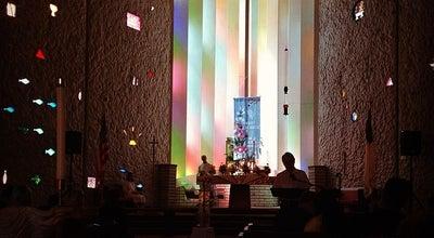 Photo of Church Carlton Hills Lutheran Church at 9735 Halberns Blvd, Santee, CA 92071, United States