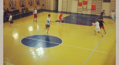 Photo of Basketball Court СДЮСШОР №2 по баскетболу at Некрасовский Пер., 15а, Вологда, Russia