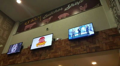 Photo of Burger Joint Crazy for Burger at Rua 24 De Maio, 790, Indaiatuba, Brazil