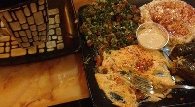 Photo of Mediterranean Restaurant Olives Mediterranean Cafe at 518 W Lancaster Blvd, Lancaster, CA 93534, United States