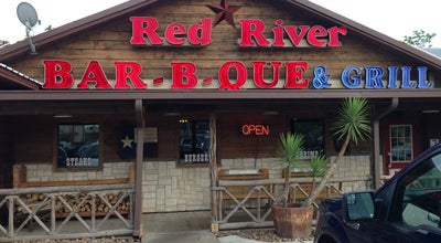 Photo of BBQ Joint Red River Bar B Que & Grill at 1911 E Main St, League City, TX 77573, United States