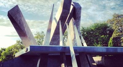 """Photo of Monument / Landmark Pomnik Armii """"Poznań"""" at Wzgórze Św. Wojciecha, Poznań, Poland"""