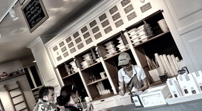 Photo of Ice Cream Shop La Romana at Piazza Santo Spirito 9, Verona 37122, Italy