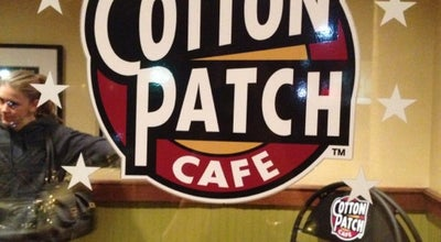 Photo of American Restaurant Cotton Patch Cafe at 124 W Belt Line Rd, Cedar Hill, TX 75104, United States