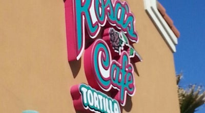 Photo of Mexican Restaurant Rosa's Cafe at 1460 Sw Wilshire Blvd, Burleson, TX 76028, United States