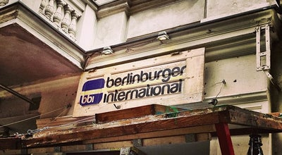 Photo of Burger Joint Berlin Burger International at Pannierstr. 5, Berlin 12047, Germany