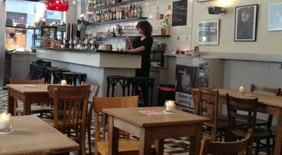 Photo of Modern European Restaurant Cafe Zondag at Wycker Brugstraat 42/6221 Ed, Maastricht 6221 ED, Netherlands