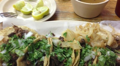 Photo of Taco Place Taqueria El Zarape at 1706 W University Dr, Edinburg, TX 78539, United States