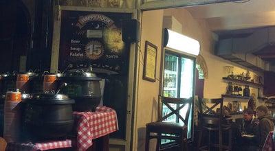 Photo of French Restaurant Alma at Rivlin Street, Jerusalem, Israel