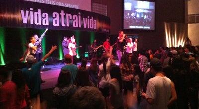 Photo of Church CCC - Comunidade Cristã de Curitiba at Av. Da Integração, 500, Curitiba 82840-120, Brazil