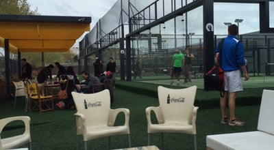 Photo of Tennis Court Fairplay Padel at Carrer Del Foc, Barcelona, Spain