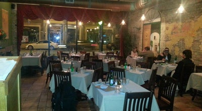 Photo of Italian Restaurant Via Carducci Trattoria at 1419 W Fullerton Ave, Chicago, IL 60614, United States