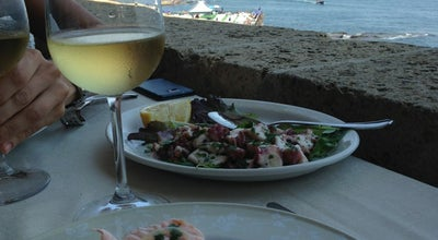 Photo of Italian Restaurant A' Fenestella a Marechiaro at Via Marechiaro 23, Napoli 80123, Italy