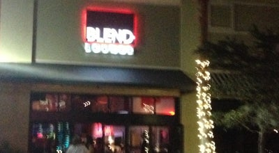 Photo of Wine Bar Blend Lounge at 9526 W Linebaugh Ave, Tampa, FL 33626, United States