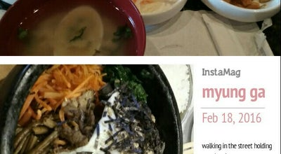 Photo of Korean Restaurant Myung Ga at 1760 S Tippecanoe Ave, San Bernardino, CA 92408, United States