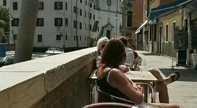 Photo of Restaurant Osteria da Codroma at Fondamenta Briati - Dorsoduro 2540, Venezia 30123, Italy