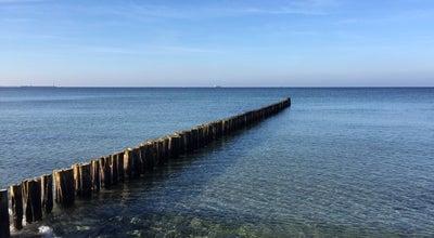 Photo of Beach Strand Hohe Düne at Rostock, Germany