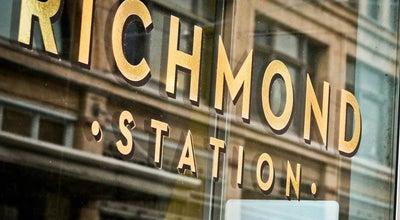 Photo of American Restaurant Richmond Station at 1 Richmond Street West, Toronto, On, Canada