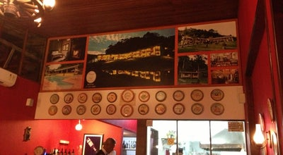 Photo of Italian Restaurant Oriundi Ristorante at R. Elias Tommasi Sobrinho, 130-a, Vitória 29055-660, Brazil