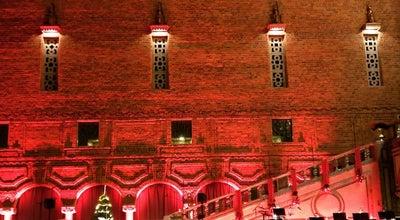 Photo of Event Space Blå Hallen at Ragnar Östbergs Plan 1, Stockholm 112 20, Sweden