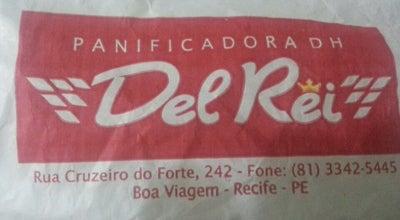 Photo of Bakery Padaria Del Rei at Rua, Recife, Brazil