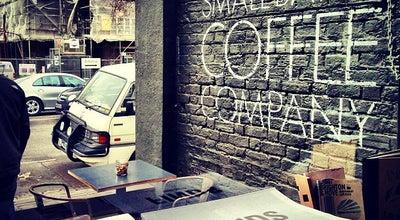Photo of Coffee Shop Small Batch Coffee Company at 67c Church Rd, Brighton BN3 2BD, United Kingdom