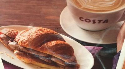 Photo of Cafe Costa Coffee at Al Hosn - Platinum Apartments, Abu Dhabi, United Arab Emirates