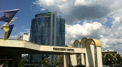 Photo of Hotel Президент Готель / President Hotel at Пров. Госпітальний, 12, Київ 01601, Ukraine