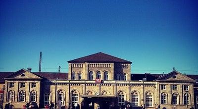 Photo of Train Station Bahnhof Göttingen at Bahnhofsplatz 1, Göttingen 37073, Germany
