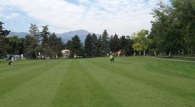 Photo of Golf Course Patty Jewett Golf Course at 900 E Espanola St, Colorado Springs, CO 80907, United States