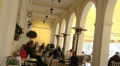 Photo of Cafe Κόκκινος Βράχος (Kokkinos Vrachos) at Πλατεία Διονυσίου Σολωμού, Ζάκυνθος 291 00, Greece
