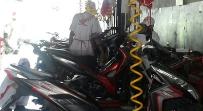 Photo of Motorcycle Shop AHASS Paramitha Motor at Jl Raya Tajem, Indonesia