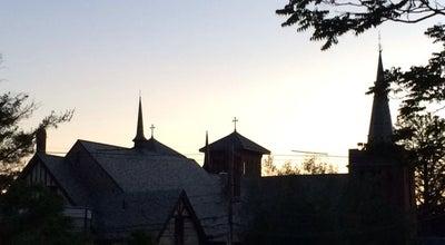 Photo of Church First Baptist Church at 848 Beacon St, Newton, MA 02459, United States