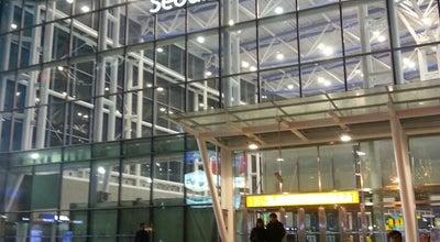 Photo of Train Station 서울역 (Seoul Station - KTX/Korail) at 용산구 한강대로 405, 서울특별시 04320, South Korea
