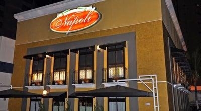 Photo of Italian Restaurant Cantina di Napoli at Av. Desembargador Moreira, 125, Fortaleza 60165-080, Brazil