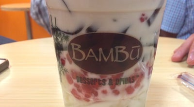 Photo of Dessert Shop Bambu Desserts & Drinks at 1321 Park St, Alameda, CA 94501, United States