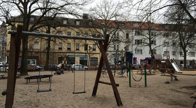 Photo of Park Spielplatz Nauwieser Viertel at Saarbrücken, Germany