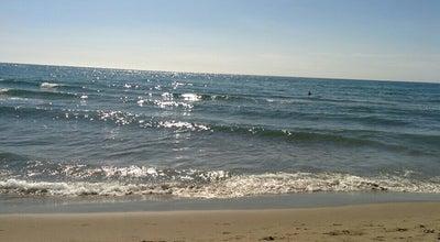 Photo of Beach Playa La Sirena at Spain