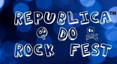 Photo of Rock Club Republica Of Rock Fest at Rua Caio Notini, Divinopolis, Brazil