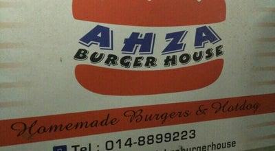 Photo of Burger Joint AHZA Burger House at Rpr Sebiew, Bintulu 97000, Malaysia
