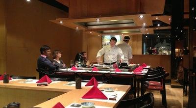 Photo of Japanese Restaurant Restaurant Miyako at Rue De Chantepoulet 11, Genève 1201, Switzerland