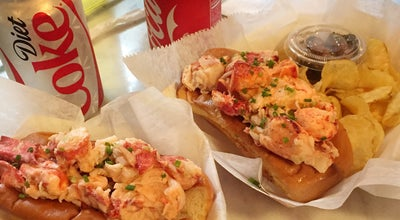 Photo of Seafood Restaurant Ed's Lobster Bar at Gansevoort, New York, NY 10014, United States